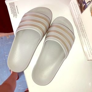 Light gray slides